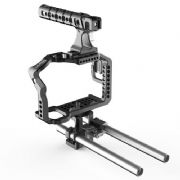 8Sinn a7RIIa/7SII Cage + Top Handle PRO + Universal Rod Support